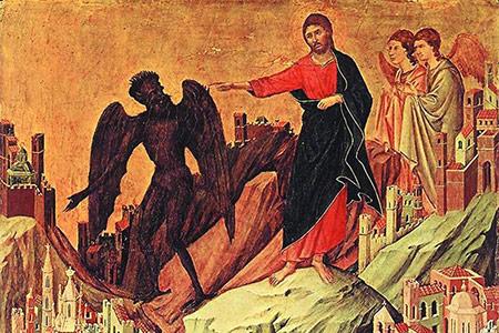 1 Niedziela Wielkiego Postu - Rok C - Kuszenie Jezusa
