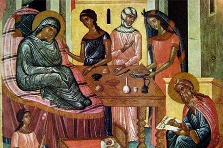 12 Niedziela Zwykla - Rok B - Narodzenie się ucznia