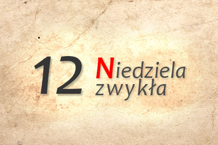 12 Niedziela Zwykła w Polskiej Parafii w Londynie