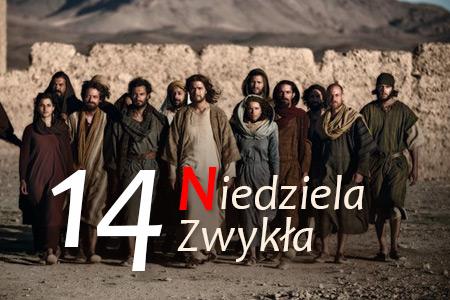 14 Niedziela Zwykła - Żniwo wielkie, ale robotników mało