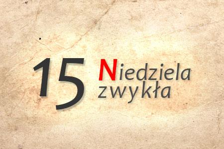 15 Niedziela Zwykła w Polskiej Parafii w Londynie