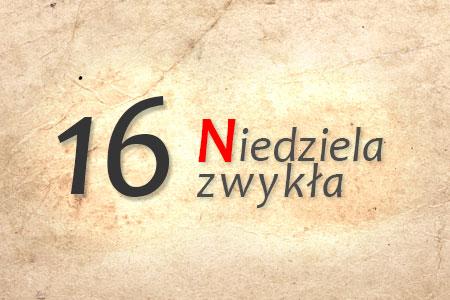 16 Niedziela Zwykła w Polskiej Parafii w Londynie