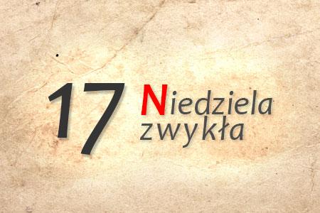 17 Niedziela Zwykła w Polskiej Parafii w Londynie
