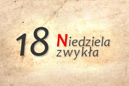 18 Niedziela Zwykła w Polskiej Parafii w Londynie