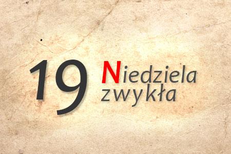 19 Niedziela Zwykła w Polskiej Parafii w Londynie
