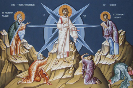 2 Niedziela Wielkiego Postu - Rok A - Przemienienie na górze Tabor