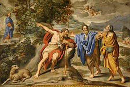2 Niedziela Zwykła - Rok B - Oto Baranek Boży