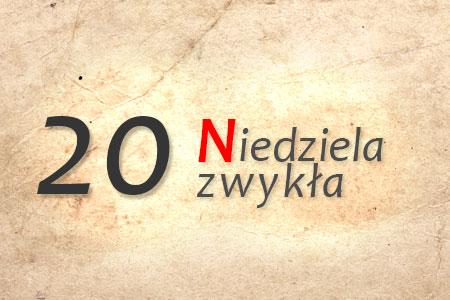 20 Niedziela Zwykła w Polskiej Parafii w Londynie