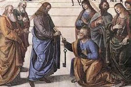 21 Niedziela Zwykła - Tobie dam klucze
