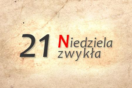 21 Niedziela Zwykła w Polskiej Parafii w Londynie