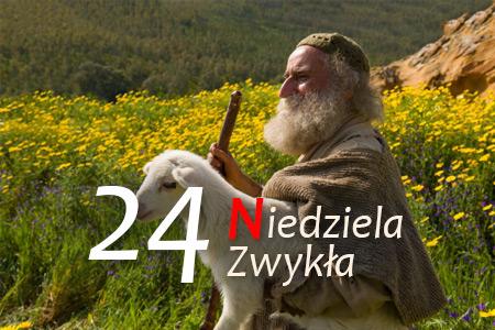 24 Niedziela Zwykła - Zagubiona owca