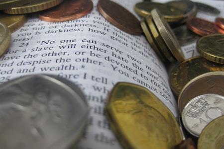 25 Niedziela Zwykła – Bóg i pieniądze