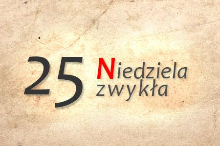 25 Niedziela Zwykła w Polskiej Parafii w Londynie