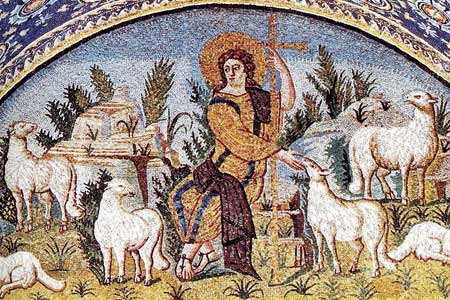 3 Niedziela-Wielkanocna - Ja jestem dobrym Pasterzem - Rok B