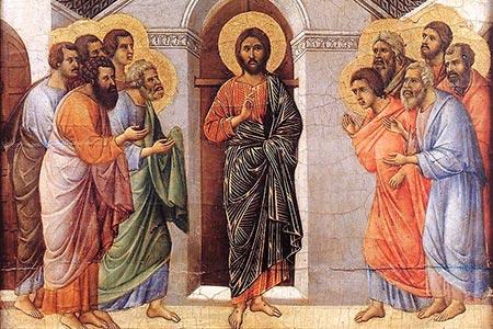 3 Niedziela Wielkanocna - Rok B - Rzecznik u Ojca