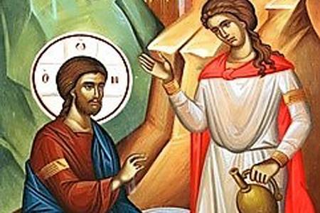 3 Niedziela Wielkiego Postu - Rok A - Jezus i Samarytanka