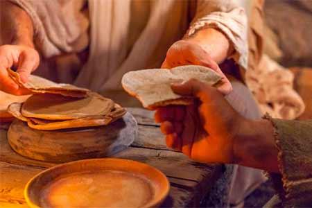 3 tydzień Okresu Wielkanocnego - Rok A - Łamanie chleba