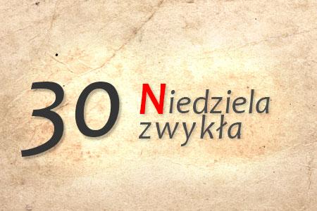 30 Niedziela Zwykła w Polskiej Parafii w Londynie