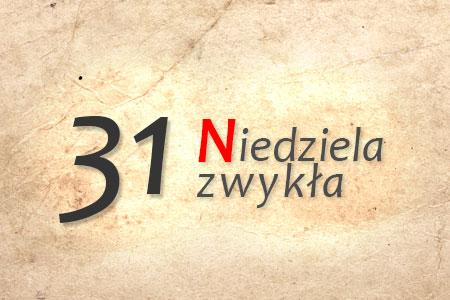 31 Niedziela Zwykła w Polskiej Parafii w Londynie