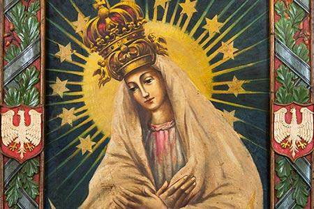 33 Niedziela Zwykła - Matko Miłosierdzia