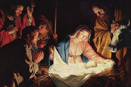 4 Niedziela Adwentu i Boże Narodzenie - Rok B