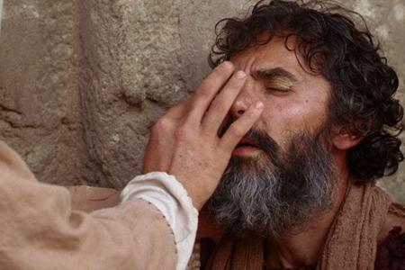 4 Niedziela Wielkiego Postu Rok A - Uzdrowienie niewidomego