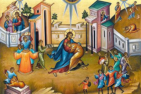 4 niedziela wielkiego postu - rok C Syn Marnotrawny