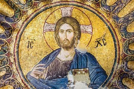 5 Niedziela Wielkanocna - Jezus Pantocrator - Polska Parafia Londyn - Rok A