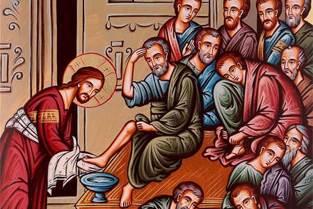 5 Niedziela Wielkanocna - Rok C - Przykazanie Nowe