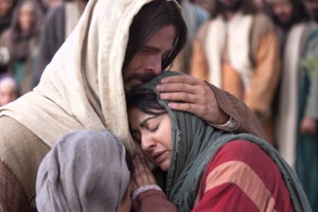 5 Niedziela Wielkiego Postu - Wskrzeszenie Łazarza