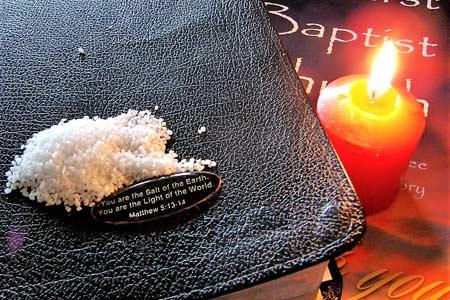 5 Niedziela zwykła - Rok A - Sól ziemi i światło świata