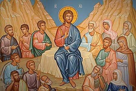 6 Niedziela Zwykła - Rok A - Jezus naucza uczniów