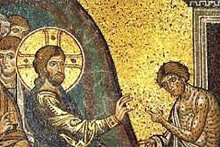 6 Niedziela Zwykła - Jezus dotknął go