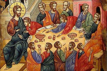 7 Niedziela Wielkanocna - Rok - B - Radość w całej pełni