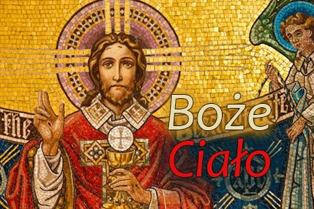 9 Niedziela Zwykla - Boże Ciało