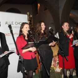 Koncert Alle Choir London