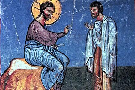 Jezus i Młodzieniec - Polska parafia w Londynie