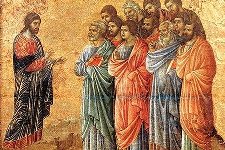 Jezus posyła po dwóch - Polska Parafia w Londynie UK