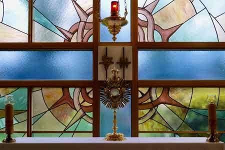 Najswietszy Sakrament - kaplica