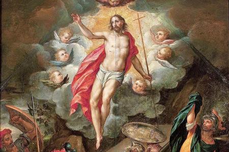 Zmartwychwstanie Chrystusa - Polska Parafia w Londynie - 450x300