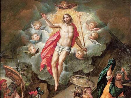 Zmartwychwstanie Chrystusa - Polska Parafia w Londynie - Rok B