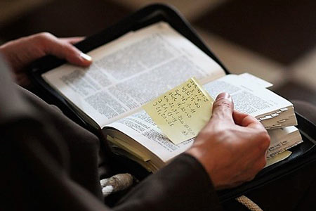 Biblia Otwarta - Niedziela Zwykła - Polski kościół w Londynie