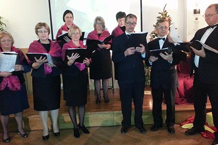 Chór Hosanna - Grupy Parafialne