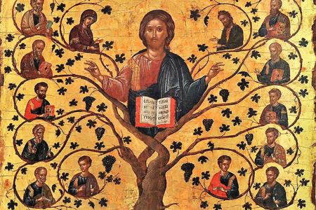 5 Niedziela Wielkanocna - Trwać w Chrystusie - Rok B - Polska parafia w Londynie