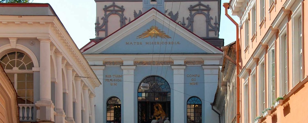 Jubileuszowa Pielgrzymka do Wilna 2015