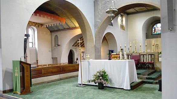 Kościół Św Franciszka z Asyżu w Londynie UK