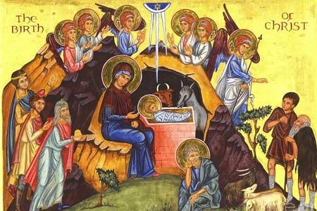 Narodzenie Chrystusa - Rok A