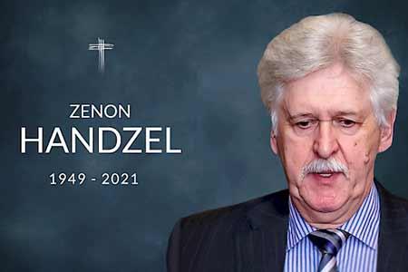Zenon Handzel - nekrolog