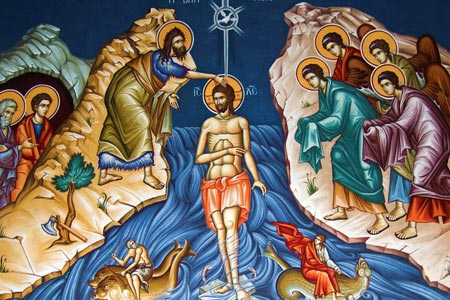 Niedziela Chrystusa Pańskiego - Chrzest Jezusa