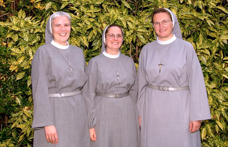 Siostry Misjonarki Chrystusa Króla